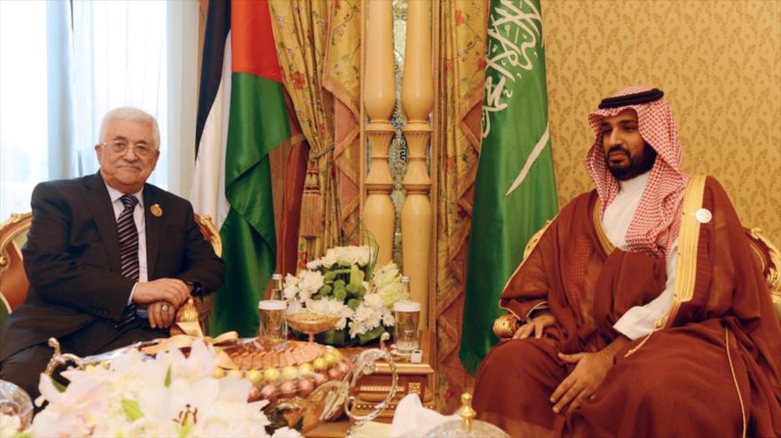 Riad y aliados quieren imponer a Palestina 'acuerdo del siglo' de Trump