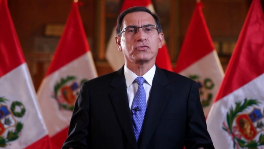 Reformas del referéndum son obstruidas por el Congreso peruano