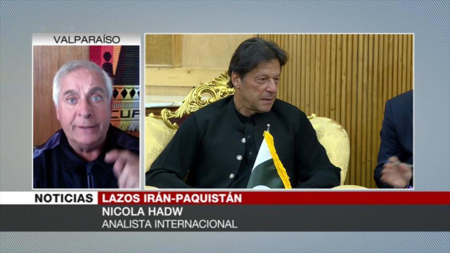 Hadwa: Acercamiento Irán-Paquistán inquieta a EEUU y Occidente   HISPANTV