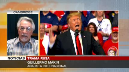 Makin: No hay apetito por juicio contra Trump entre democrátas