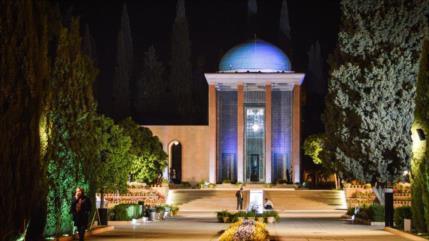 Irán conmemora Día Nacional de Saadi, gran poeta persa