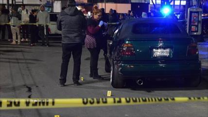 México bate récord de violencia en primer trimestre de 2019