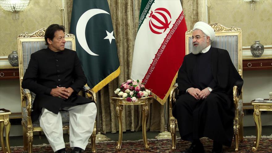 Irán y Paquistán no permitirán que su suelo se use para actos terroristas