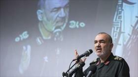 Posición en asuntos cruciales del comandante del CGRI de Irán