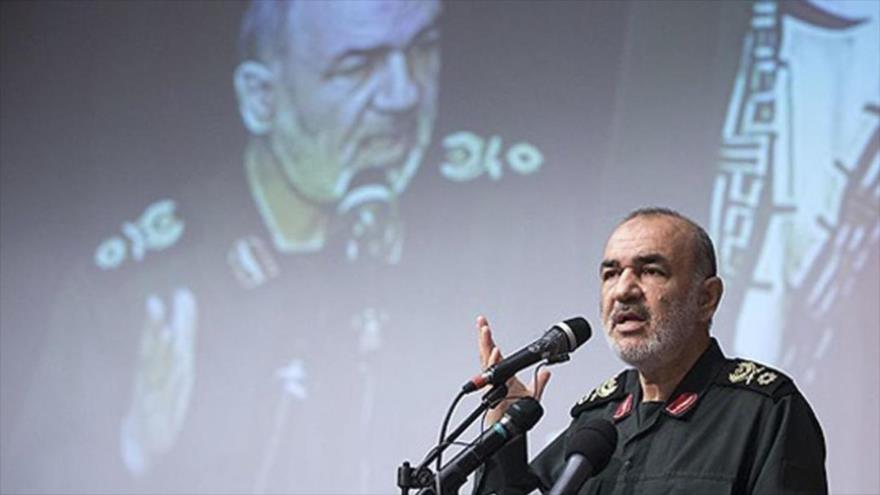 Posición en asuntos cruciales del nuevo comandante del CGRI de Irán