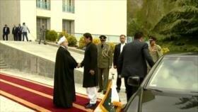 Lazos Irán-Paquistán. Atentados en Sri Lanka. Protesta en EEUU