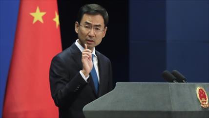 China se opone a sanciones unilaterales de EEUU al crudo iraní