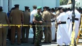 Sube a 290 el número de fallecidos por explosiones en Sri Lanka