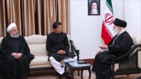 Líder iraní: Enemigos intentan socavar lazos Irán-Paquistán