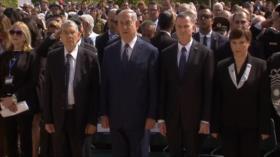 Dentro de Israel: Sobrevivientes del Holocausto sin fondos