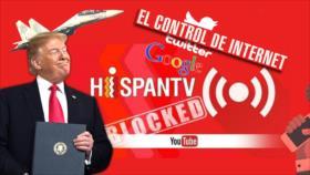 Detrás de la Razón; EEUU ataca a Irán en el ciberespacio con el arma militar del futuro: Google