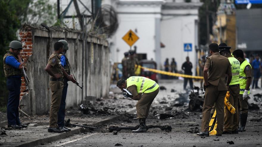 Sri Lanka declara estado de emergencia tras mortíferos atentados | HISPANTV