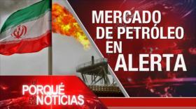 El Porqué de las Noticias: Sanciones contra Irán. Lazos Irán-Paquistán. Debate electoral en España