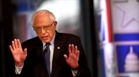 Sanders urge a congresistas a anular veto de Trump sobre Yemen
