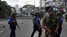 Sri Lanka atribuye a una 'red internacional' los ataques mortales