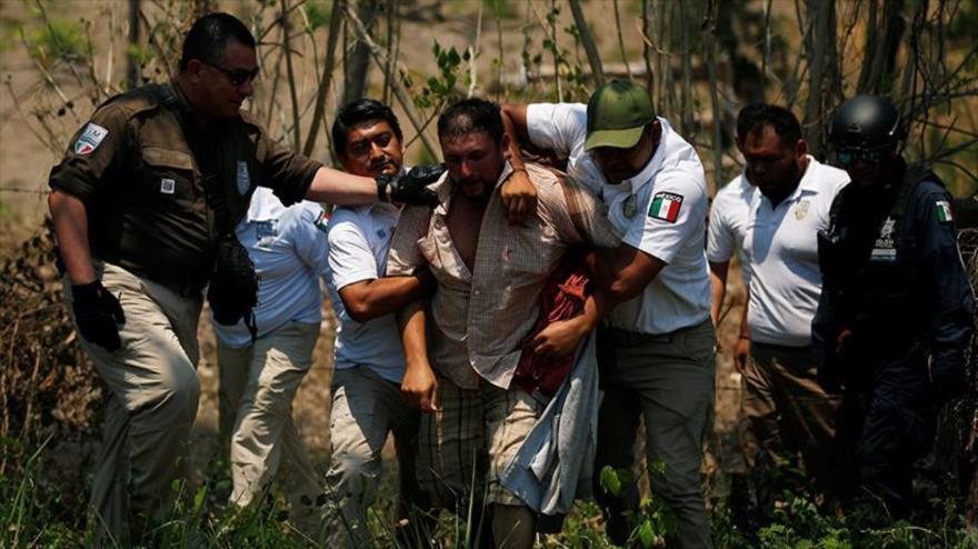 Arrestan en México a al menos 367 migrantes que iban hacia EEUU | HISPANTV