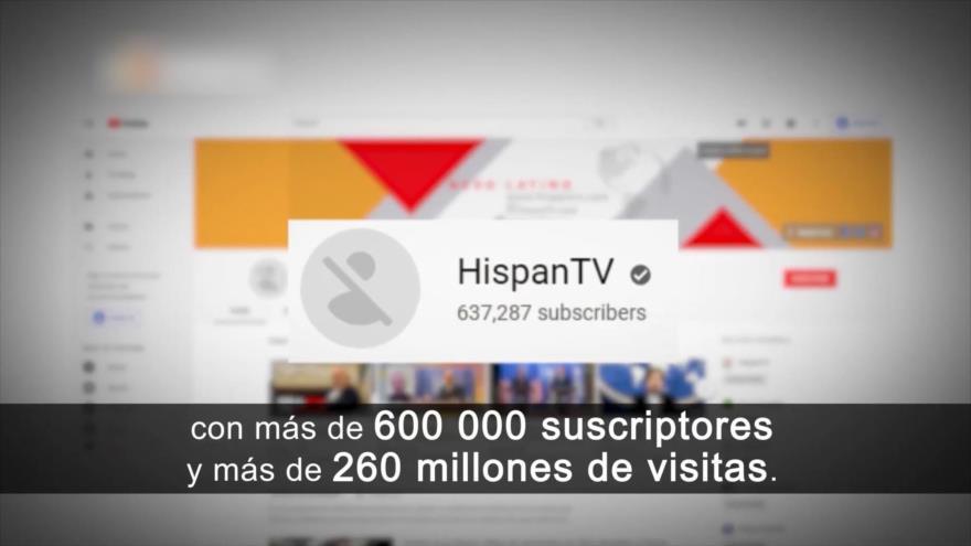 Censura de Google a HispanTV refleja el miedo a la verdad