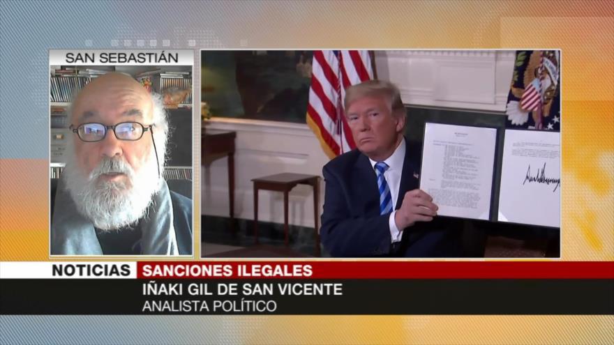 Gil: Con medidas agresivas de EEUU crecen síntomas de apoyo a Irán