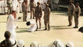 Arabia Saudí ejecuta a 37 personas por 'terrorismo' en un solo día