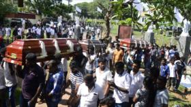 Daesh reivindica matanza de 321 personas en atentados de Sri Lanka