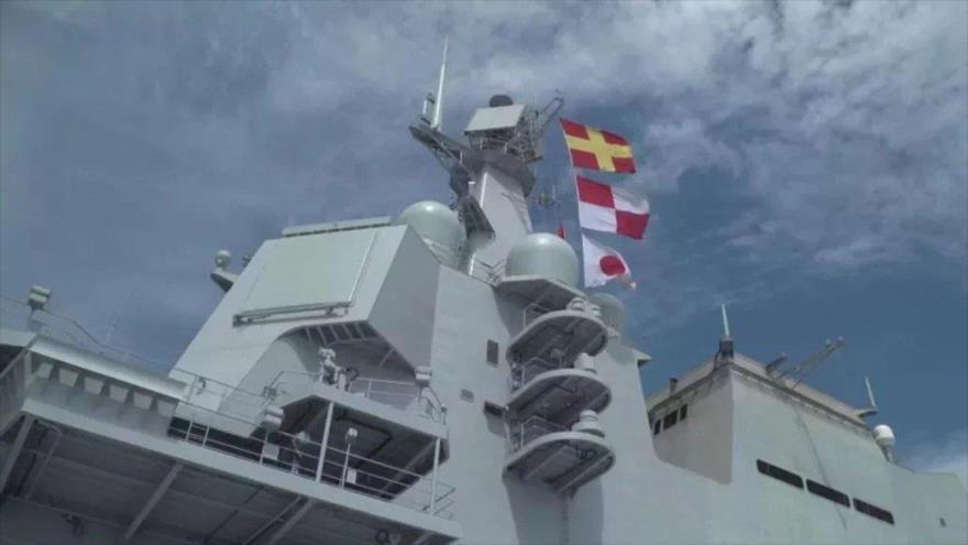 Vídeo: China estrena su primer portaviones de fabricación nacional