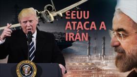 Detrás de la Razón: Alerta; a un minuto de la guerra EEUU vs Irán, máxima presión