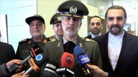 Ministro de Defensa de Irán inicia visita oficial a Rusia