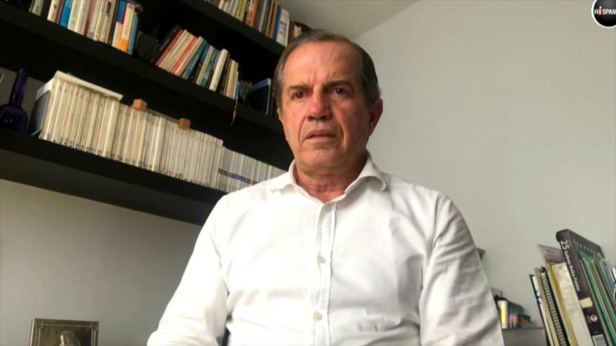 Ricardo Patiño denuncia persecución política en su contra