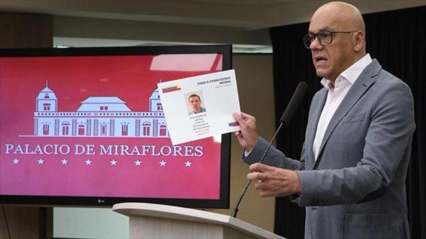 Cinco implicados en los ataques al sistema eléctrico de Venezuela