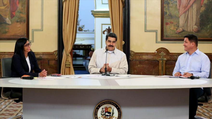 """Maduro: Tenemos control """"total"""" del Gobierno tras 3 meses de golpismo"""