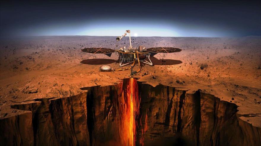 Registran por primera vez un terremoto en Marte | HISPANTV