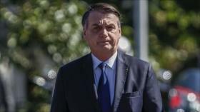 """Sondeo: Más brasileños tildan gestión de Bolsonaro de """"terrible"""""""