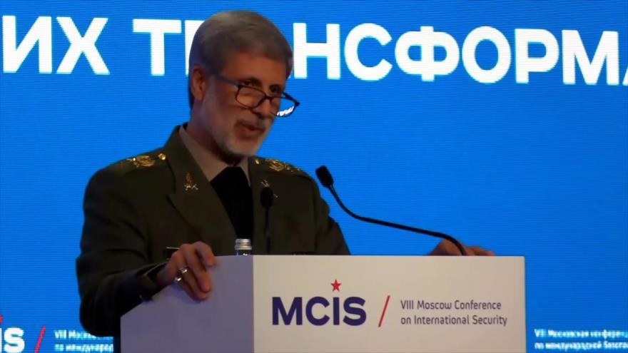 Ministro de Defensa iraní compara a Trump con Adolf Hitler | HISPANTV