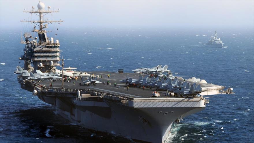 Buques de EEUU en el Mediterráneo envían 'fuerte mensaje' a Rusia | HISPANTV