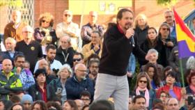 Unidas Podemos se reivindica como garantía de izquierdismo