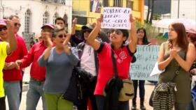 Denuncian bloqueo a investigación contra Lenín Moreno