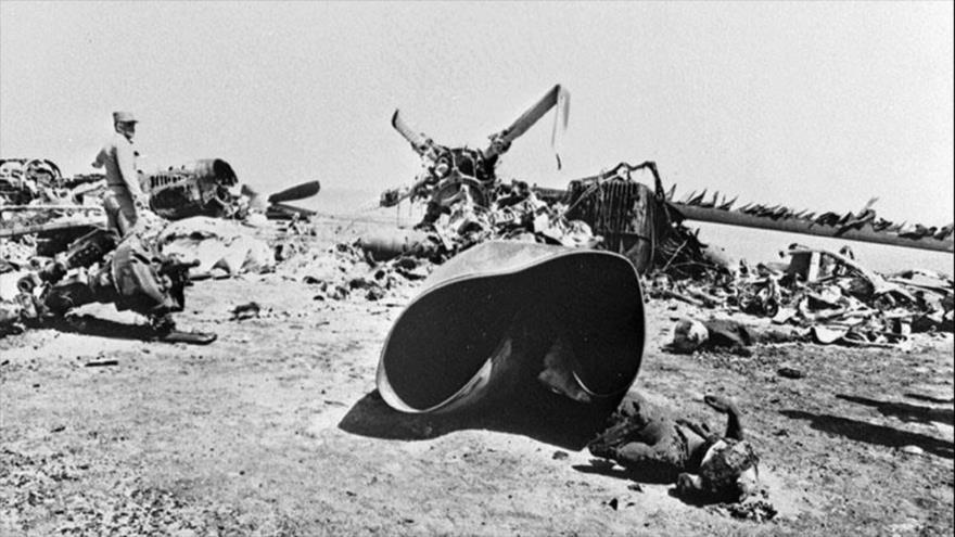 Un repaso a derrota de EEUU en ataque militar contra Irán en 1980