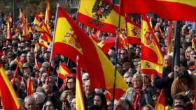 Sondeo: 68% de españoles cree que España no va por el buen camino