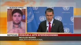 Moras: Es lógico que Venezuela fortalezca su defensa ante EEUU