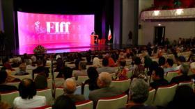 Culmina la edición 37 del Festival Int. de Cine Fayr en Teherán