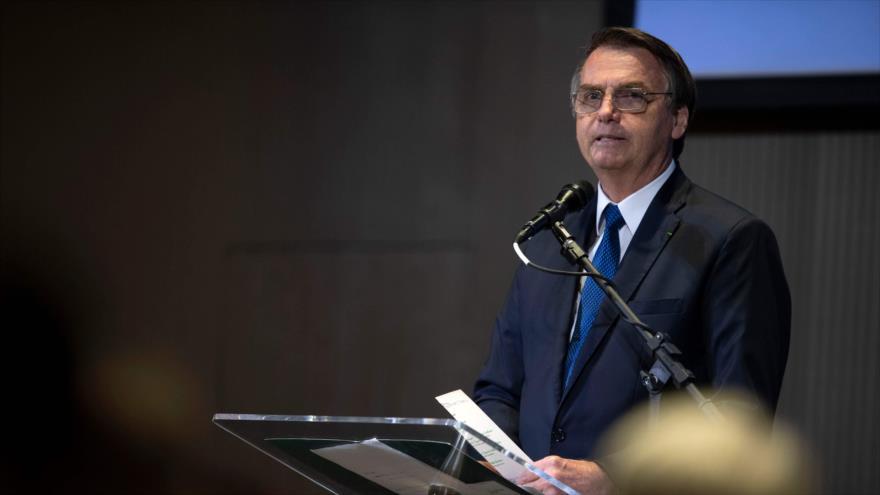 Bolsonaro advierte de la vuelta del Kirchnerismo en Argentina | HISPANTV