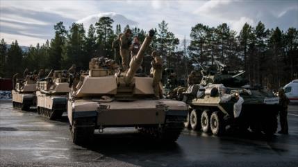 Rusia dice poder responder 'con poco costo' a amenazas de la OTAN