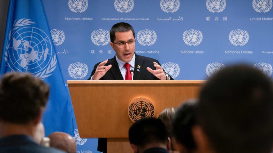 Arreaza: Abrams reconoce el fracaso de EEUU en derrocar a Maduro   HISPANTV