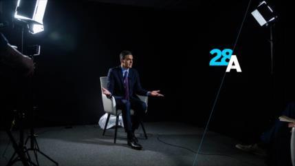 Sánchez abre puerta del Gobierno a Podemos para formar coalición