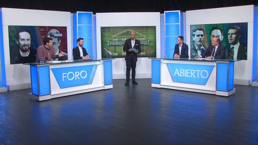Foro Abierto: España: a 48 horas de las elecciones