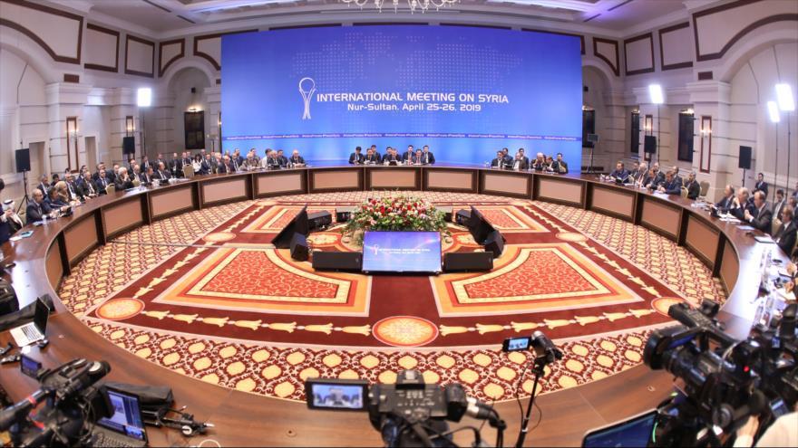 Irán, Rusia y Turquía reiteran integridad territorial de Siria | HISPANTV