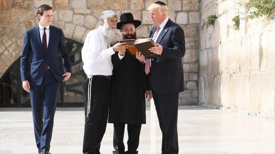'Israel, y no Rusia, está a la vanguardia de injerencias en EEUU' | HISPANTV