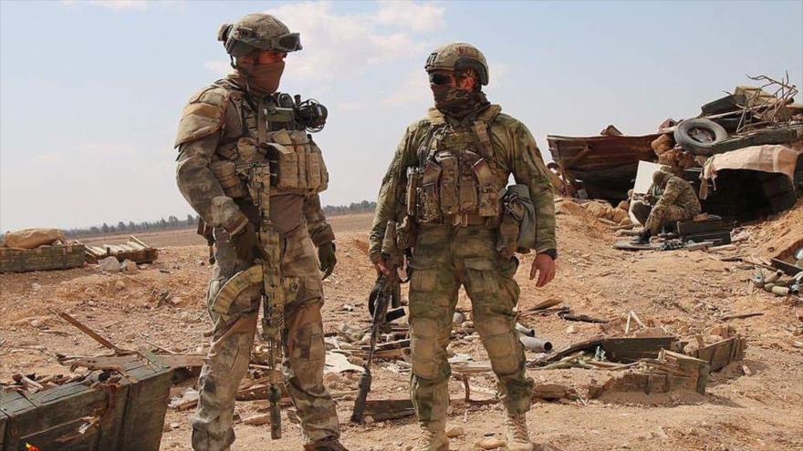 Putin: Rusia mantendrá una presencia militar activa en Idlib, Siria | HISPANTV