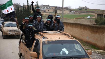 Terroristas matan a 17 soldados sirios en ataques contra Alepo