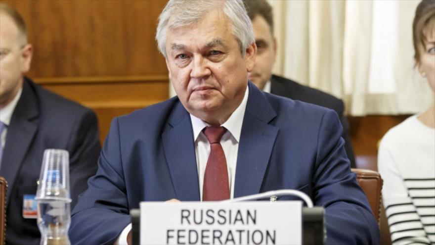 Resultado de imagen de Rusia para Siria, Alexander Lavrentyev